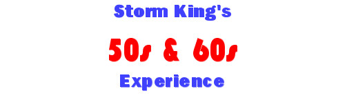 storm kings 50s & 60s experience